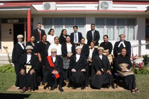 Supreme Court, Land Court and Court of Appeal Staff