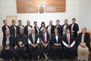 Magistrate staff 2019